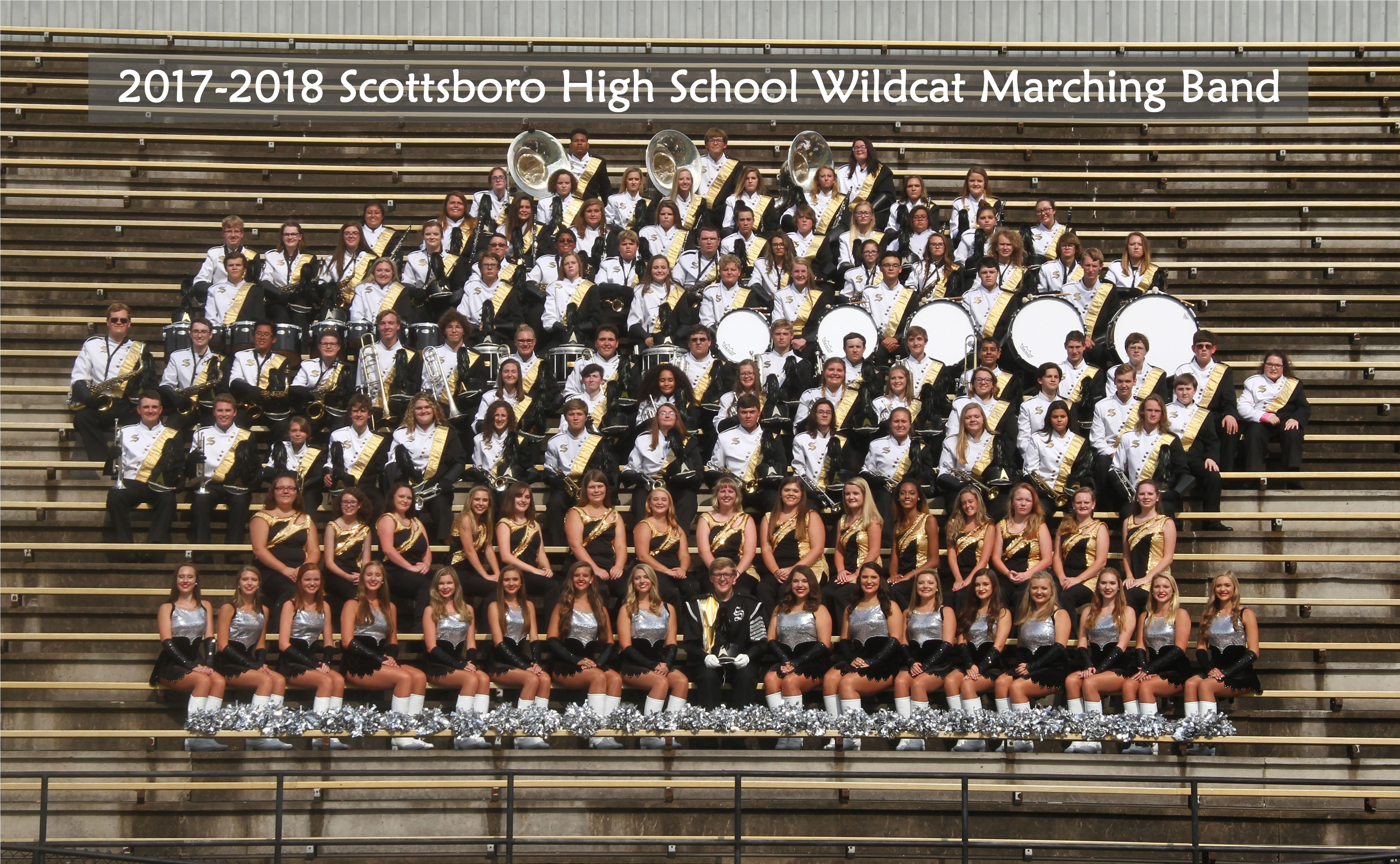 Scottsboro High School Band